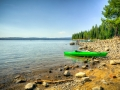 Kayak Rental on Crescent Lake