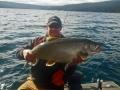 Fishing at Crescent Lake