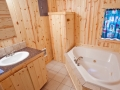 North Twin Bathroom